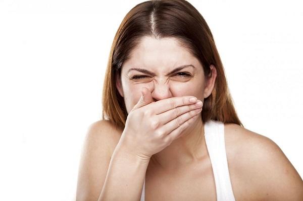 cách trị hôi miệng hiệu quả