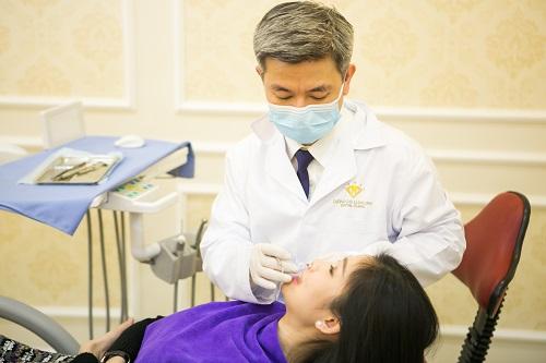 làm răng cấy ghép implant