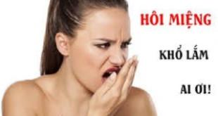 Top 4 cách chữa hôi miệng hiệu quả nhất tại nhà